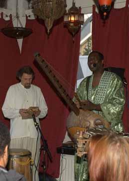 LA BOYA AFRIKADAG 2008